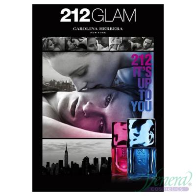 Carolina Herrera 212 Glam 2012 EDT 60ml за Жени БЕЗ ОПАКОВКА Дамски Парфюми без опаковка