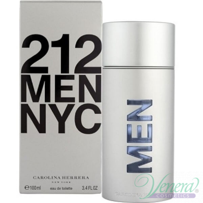 Carolina Herrera 212 EDT 100ml για άνδρες