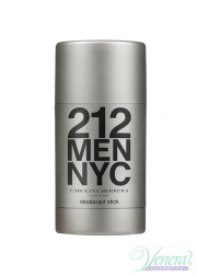 Carolina Herrera 212 Deo Stick 75ml για άνδρες Men's face and body product's