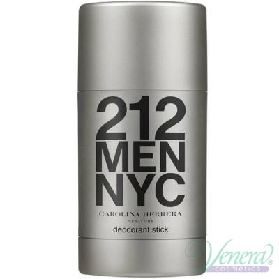 Carolina Herrera 212 Deo Stick 75ml за Мъже Мъжки продукти за лице и тяло