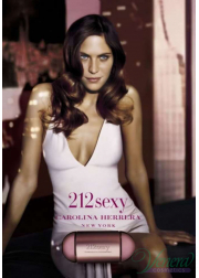 Carolina Herrera 212 Sexy Body Lotion 200ml for Women Women's face and body products