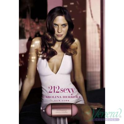 Carolina Herrera 212 Sexy EDP 100ml за Жени БЕЗ ОПАКОВКА Дамски Парфюми