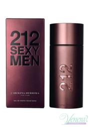 Carolina Herrera 212 Sexy EDT 100ml για άνδρες Ανδρικά Αρώματα