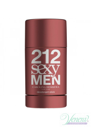 Carolina Herrera 212 Sexy Deo Stick 75ml για άνδρες Men's face and body product's