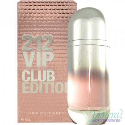 Carolina Herrera 212 VIP Club Edition EDT 80ml за Жени Дамски Парфюми