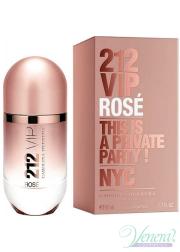Carolina Herrera 212 VIP Rose EDP 50ml για γυναίκες Γυναικεία αρώματα
