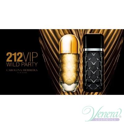 Carolina Herrera 212 VIP Wild Party EDT 80ml за Жени БЕЗ ОПАКОВКА