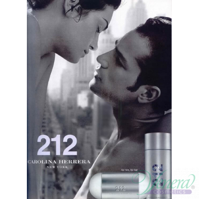 Carolina Herrera 212 Комплект (EDT 100ml + After Shave Lotion 100ml) за Мъже За Мъже