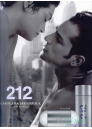 Carolina Herrera 212 Комплект (EDT 100ml + After Shave Gel 100ml) за Мъже За Мъже