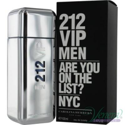 Carolina Herrera 212 VIP Men EDT 200ml за Мъже Мъжки Парфюми