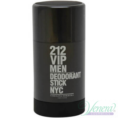 Carolina Herrera 212 VIP Men Deo Stick 75ml за Мъже