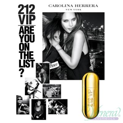 Carolina Herrera 212 VIP EDP 30ml за Жени Дамски Парфюми