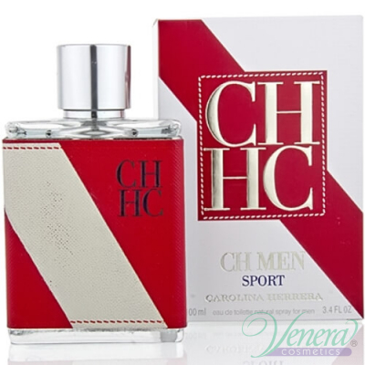 Carolina Herrera CH Men Sport EDT 100ml за...