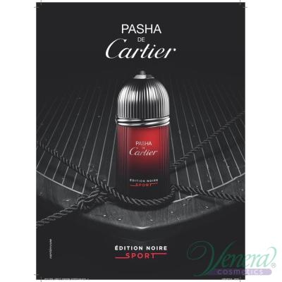 Cartier Pasha de Cartier Edition Noire Sport EDT 50ml за Мъже Мъжки Парфюми