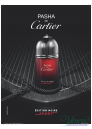 Cartier Pasha de Cartier Edition Noire Sport EDT 50ml за Мъже Мъжки Парфюми
