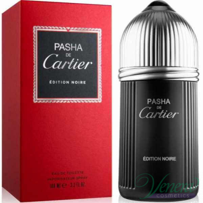 Cartier Pasha de Cartier Edition Noire EDT 50ml за Мъже