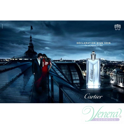 Cartier Declaration d'Un Soir EDT 50ml pentru Bărbați Men's Fragrance