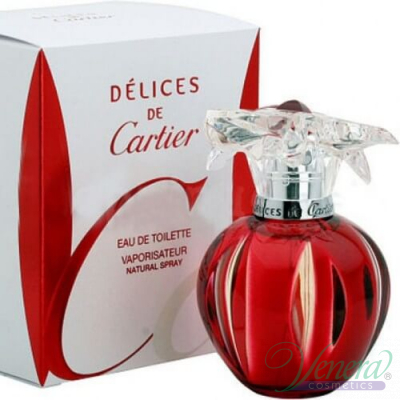 Cartier Delices EDT 30ml за Жени Дамски Парфюми