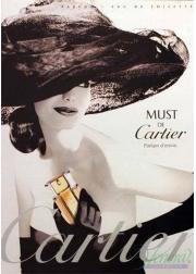 Cartier Must de Cartier EDT 100ml για γυναίκες Γυναικεία Аρώματα