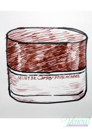 Cartier Must de Cartier Pour Homme EDT 50ml για άνδρες Ανδρικά Αρώματα
