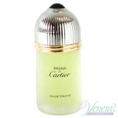 Cartier Pasha de Cartier EDT 100ml за Мъже БЕЗ ОПАКОВКА Мъжки Парфюми без опаковка