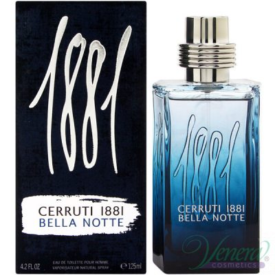 Cerruti 1881 Bella Notte EDT 125ml за Мъже
