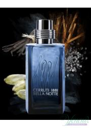 Cerruti 1881 Bella Notte EDT 125ml για άνδρες Ανδρικά Αρώματα
