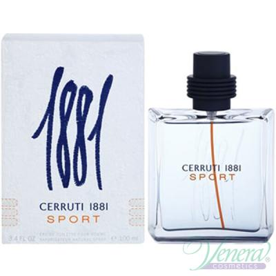 Cerruti 1881 Sport EDT 100ml за Мъже Мъжки Парфюми