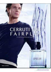 Cerruti 1881 Fairplay EDT 100ml για άνδρες ασυσκεύαστo Products without package