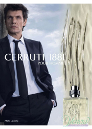 Cerruti 1881 Pour Homme EDT 100ml για άνδρες ασυσκεύαστo Products without package