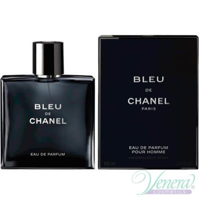 Chanel Bleu de Chanel Eau de Parfum EDP 100ml за Мъже Мъжки Парфюми