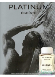 Chanel Egoiste Platinum EDT 50ml για άνδρες Men's Fragrance