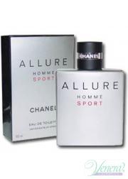 Chanel Allure Homme Sport EDT 100ml για άνδρες Ανδρικά Αρώματα