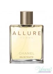 Chanel Allure Homme EDT 100ml για άνδρες ασυσκεύαστo Αρσενικά Αρώματα Χωρίς Συσκευασία