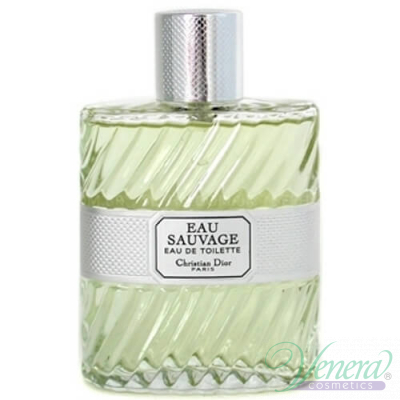 Dior Eau Sauvage EDT 100ml for Men Without Package Products without package