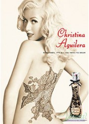 Christina Aguilera Set (EDP 15ml + Shower Gel 50ml) για γυναίκες