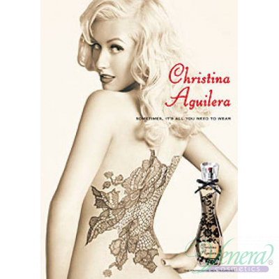 Christina Aguilera Комплект (EDP 15ml + Shower Gel 50ml) за Жени За Жени