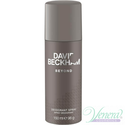 David Beckham Beyond Deo Spray 150ml за Мъже