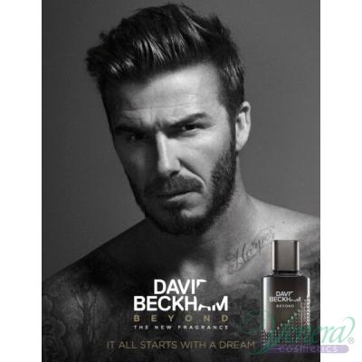 David Beckham Beyond EDT 40ml за Мъже Мъжки Парфюми