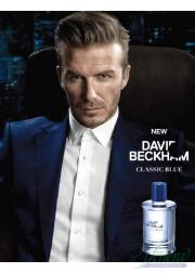 David Beckham Classic Blue EDT 90ml for Men
