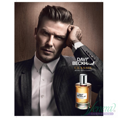 David Beckham Classic Deo Spray 150ml pentru Bărbați Face Body and Products