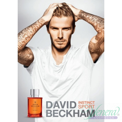 David Beckham Instinct Sport EDT 30ml за Мъже