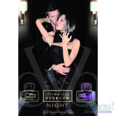David Beckham Intimately Night EDT 75ml за Мъже БЕЗ ОПАКОВКА Мъжки Парфюми без опаковка