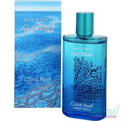 Davidoff Cool Water Coral Reef EDT 125ml за Мъже