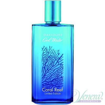 Davidoff Cool Water Coral Reef EDT 125ml за Мъже БЕЗ ОПАКОВКА Мъжки Парфюми без опаковка