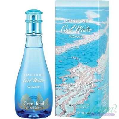 Davidoff Cool Water Coral Reef EDT 100ml за Жени