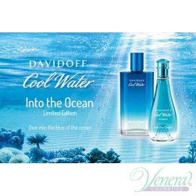 Davidoff Cool Water EDT 100ml за Жени За Жени