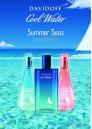Davidoff Cool Water Summer Seas EDT 125ml за Мъже БЕЗ ОПАКОВКА Мъжки Парфюми без опаковка