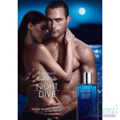 Davidoff Cool Water Night Dive EDT 50ml за Мъже Мъжки Парфюми
