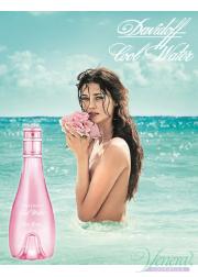 Davidoff Cool Water Sea Rose EDT 100ml για γυναίκες ασυσκεύαστo Προϊόντα χωρίς συσκευασία